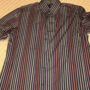 - Express Button up shirt